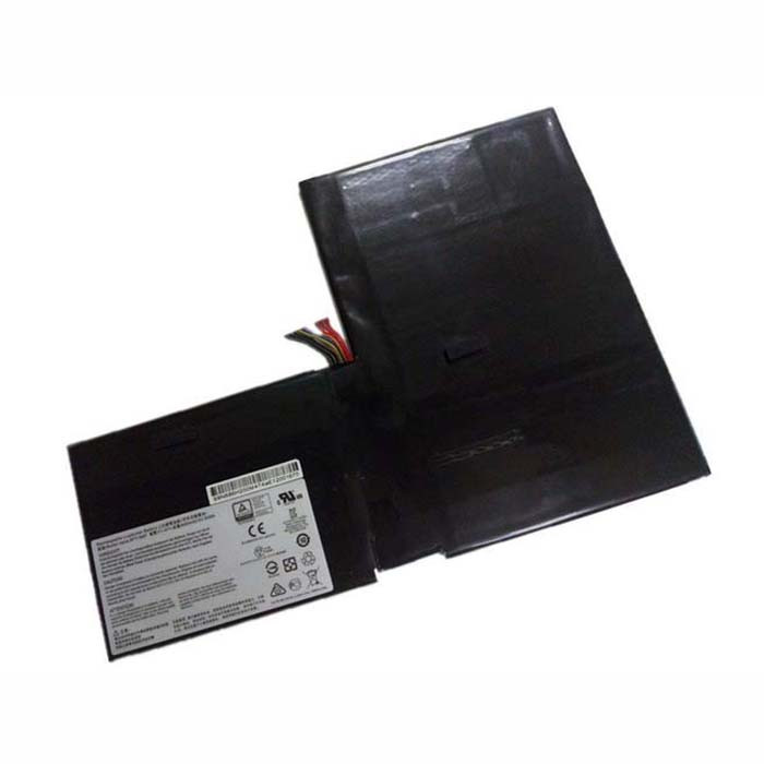 4640mAh/52.89WH MSI GS60 Series Laptop Official Replacement Battery BTY-M6F 11.4V