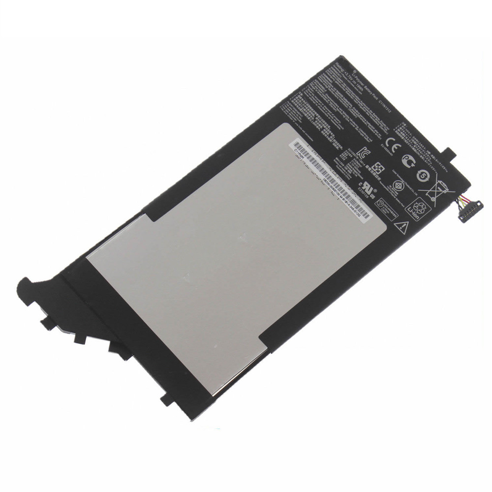 19Wh ASUS Notebook T Series Pad Transformer Book TX201LA Replacement Battery C11N1312 3.75V