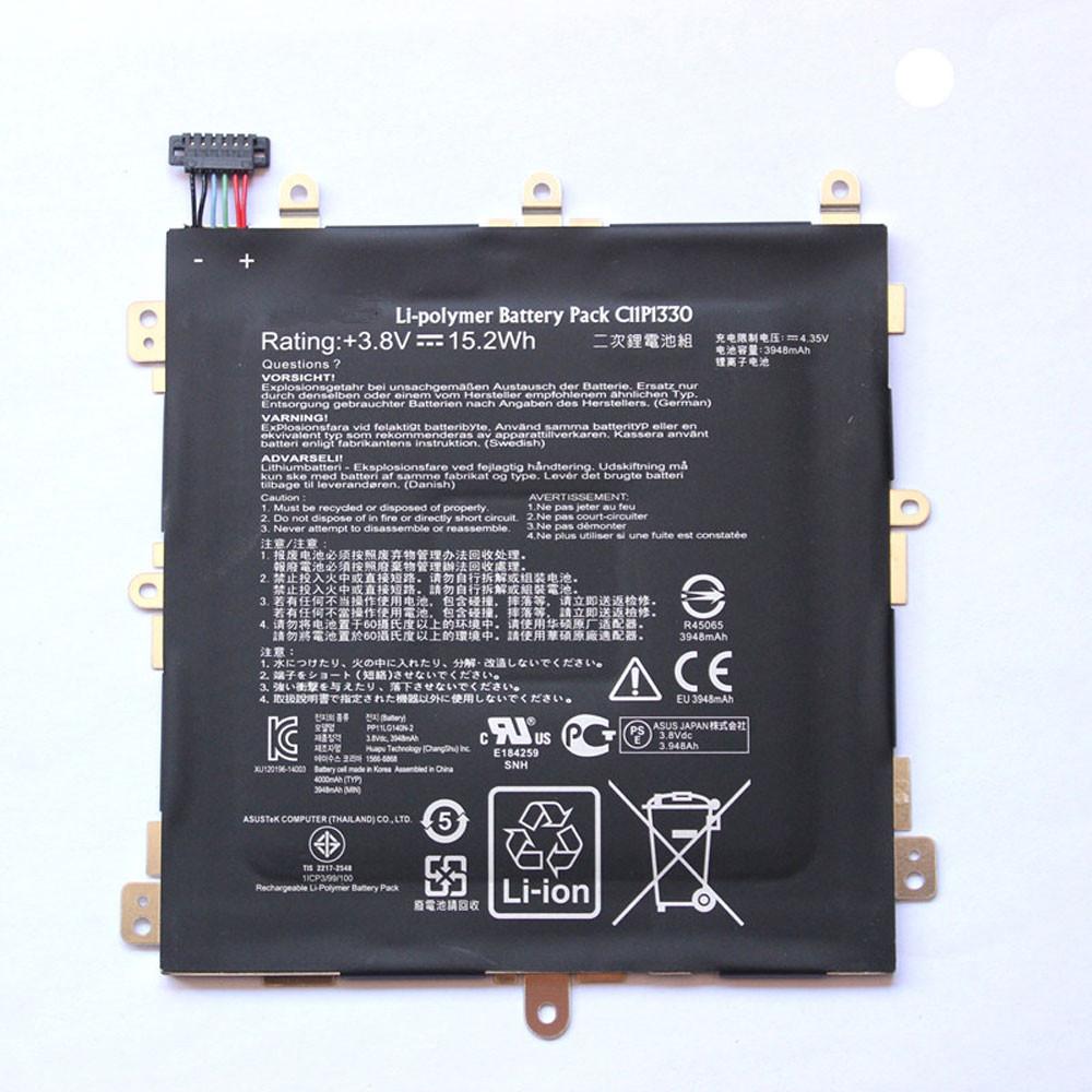 3948mAh/15.2WH 3.8V/4.35V C11P1330 Replacement Battery for Asus MeMO Pad 8 ME581C K01H K015 ME8150C