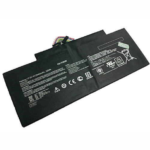 2940mAh/22wh Asus TF300 TF300T 7.5V 22W TESTED Replacement Battery C21-TF201X TF2PT91 TF2PTC3  7.5V