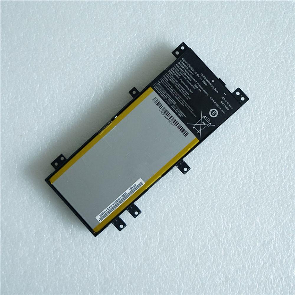 38Wh/4840mAh 7.6V C21N1434 Replacement Battery for Asus X555L X555LA X555LA-SI30504I X555LA-SI50203H