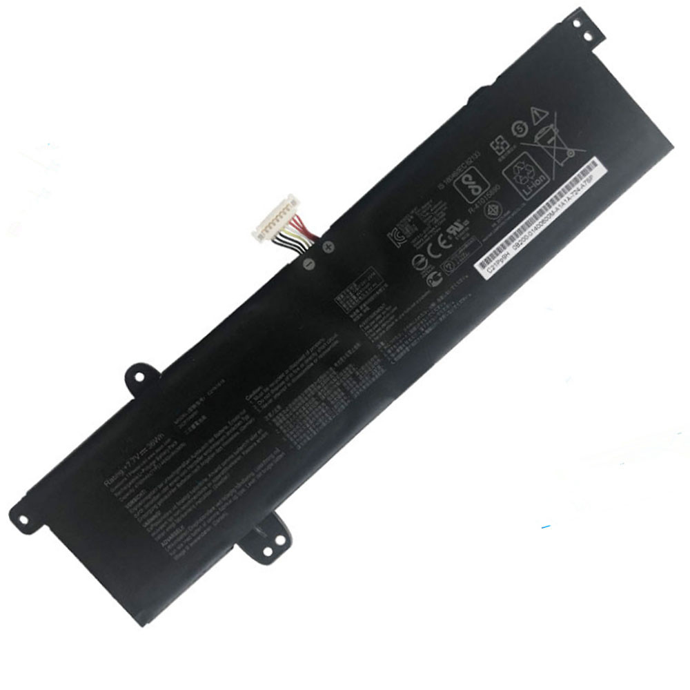 36Wh 7.7V C21N1618 Replacement Battery for Asus VivoBook X402B Series
