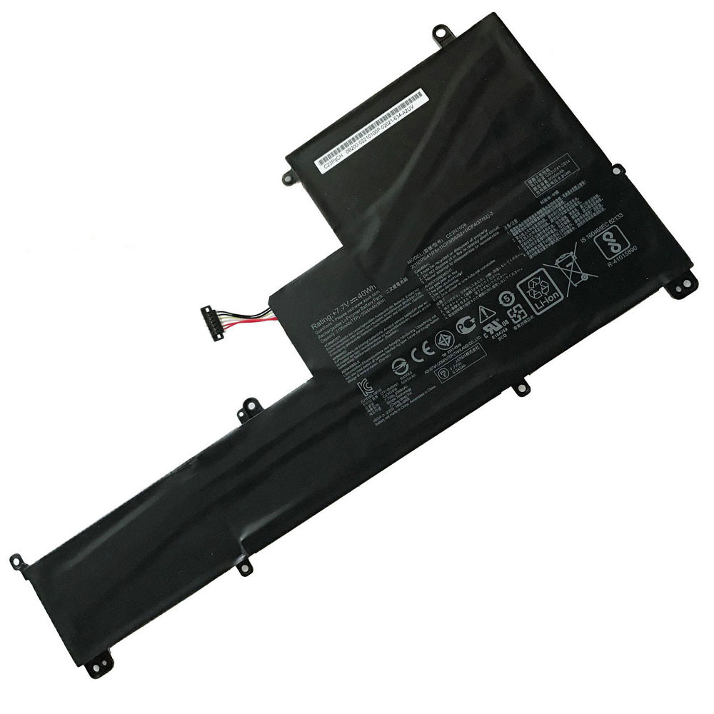 40Wh 7.7V C23N1606 Replacement Battery for Asus Zenbook 3 UX390UA-GS041T