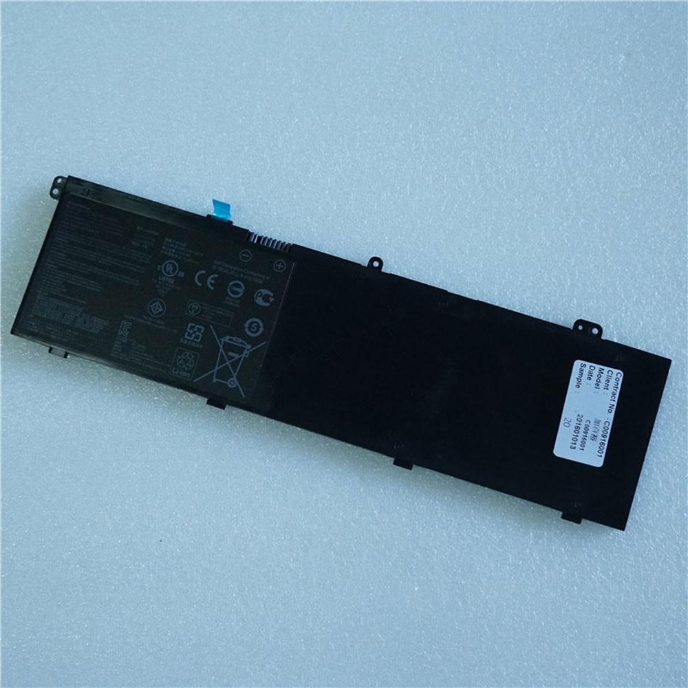 49Wh/4160mAh 11.4V C31N1529 Replacement Battery for Asus C31P0C1 C31POC1 Series