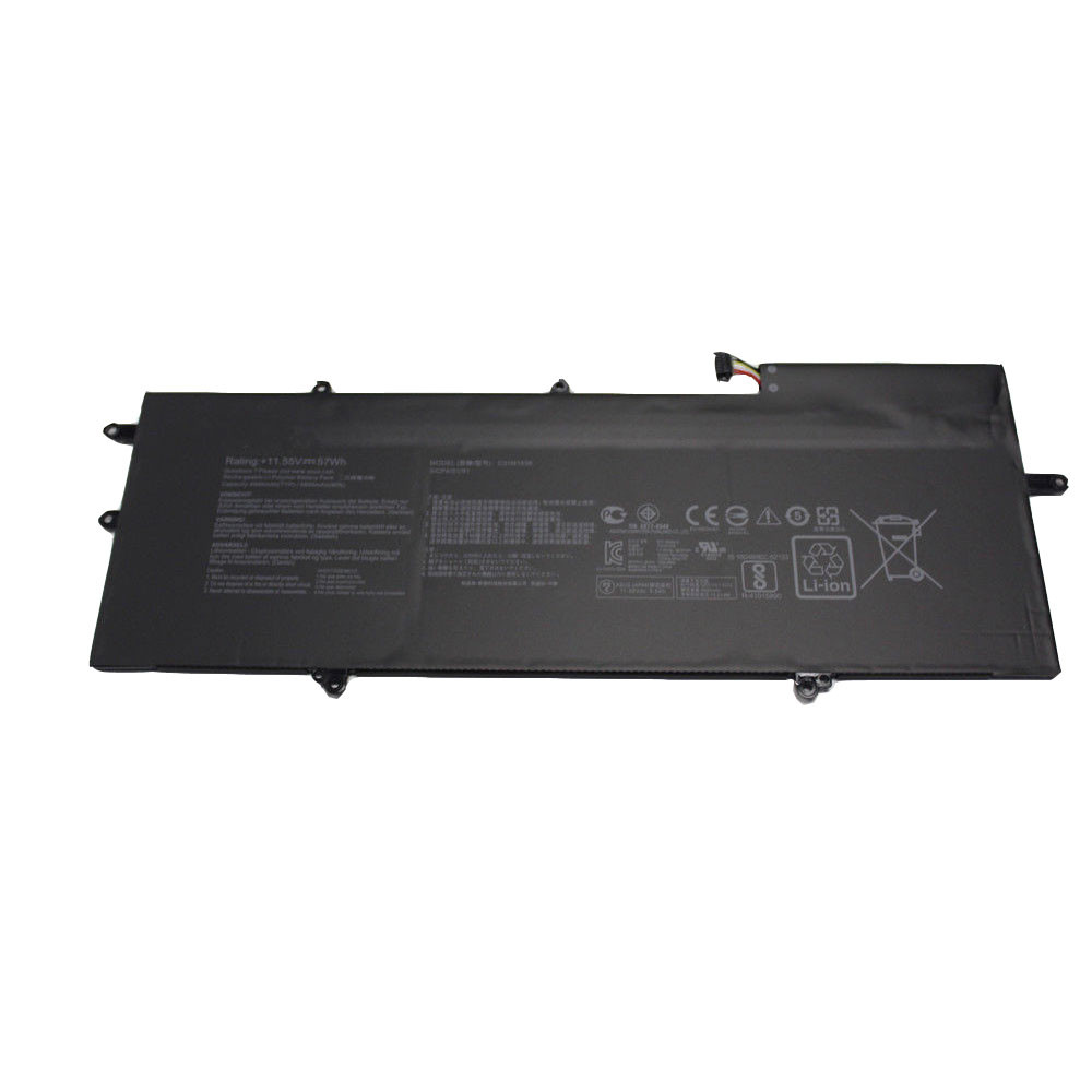 57Wh 11.55V C31N1538 Replacement Battery for ASUS ZenBook Q324UA UX360UA Series