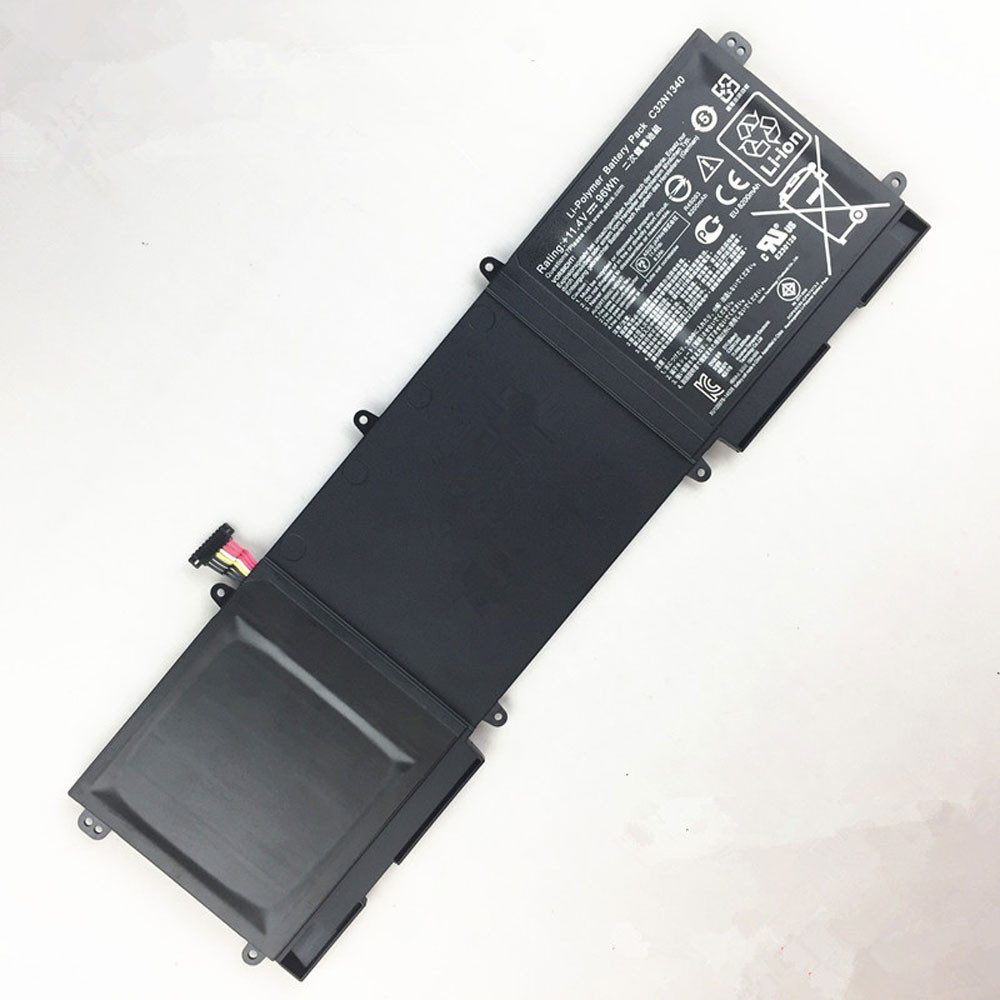 96Wh 11.4V C32N1340 Replacement Battery for Asus ZenBook NX500 NX500J NX500JK Series