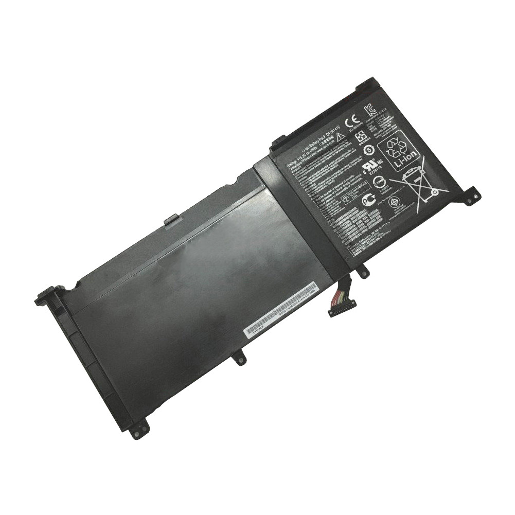 60Wh ASUS ZenBook Pro UX501J UX501L Replacement Battery C41N1416 15.2V