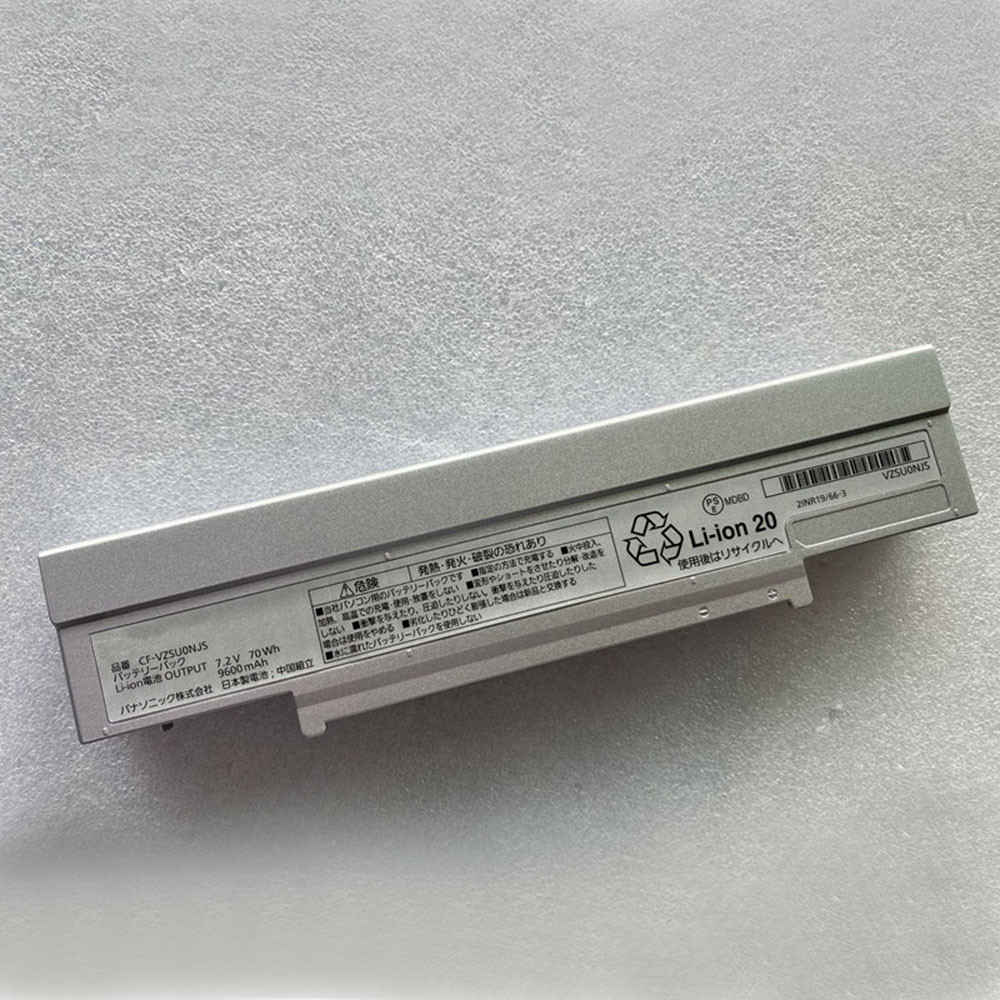 70Wh 9600Mah 7.2V CF-VZSU0NJS Replacement Battery for Panasonic ToughBook CF-SZ5 SZ6