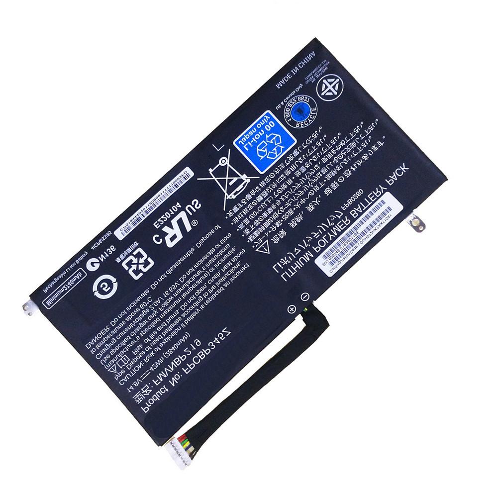 2840mAh/42wh Fujitsu LifeBook UH572 Ultrabook Replacement Battery FMVNBP219 14.8V