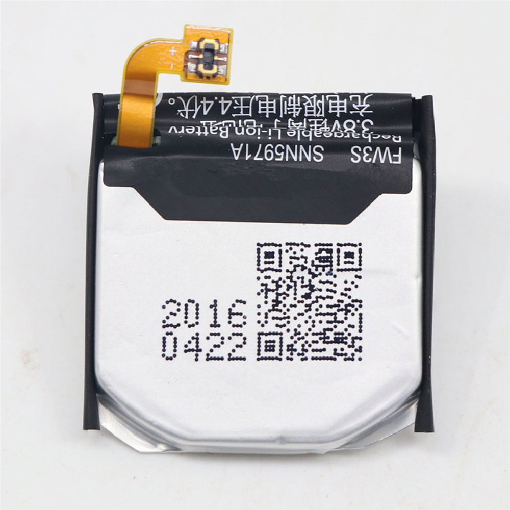 300mAh 3.8V/4.4V SNN5971A Replacement Battery for Moto 360 2nd-Gen 2015 Smart Watch FW3S