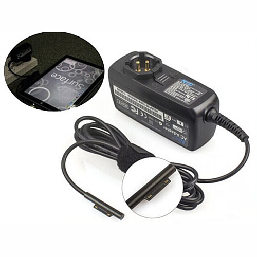 Charger Adapter and Cord for 12V 2.58A AC Charger Power Supply Adapter For Microsoft Surface Pro 3 Tablet