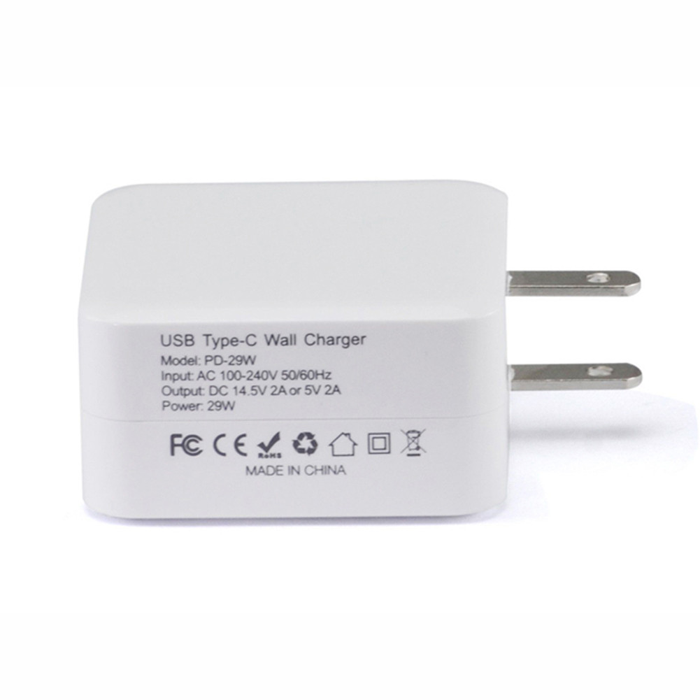 Charger Adapter and Cord for Apple Macbook 12 inch 14.5V