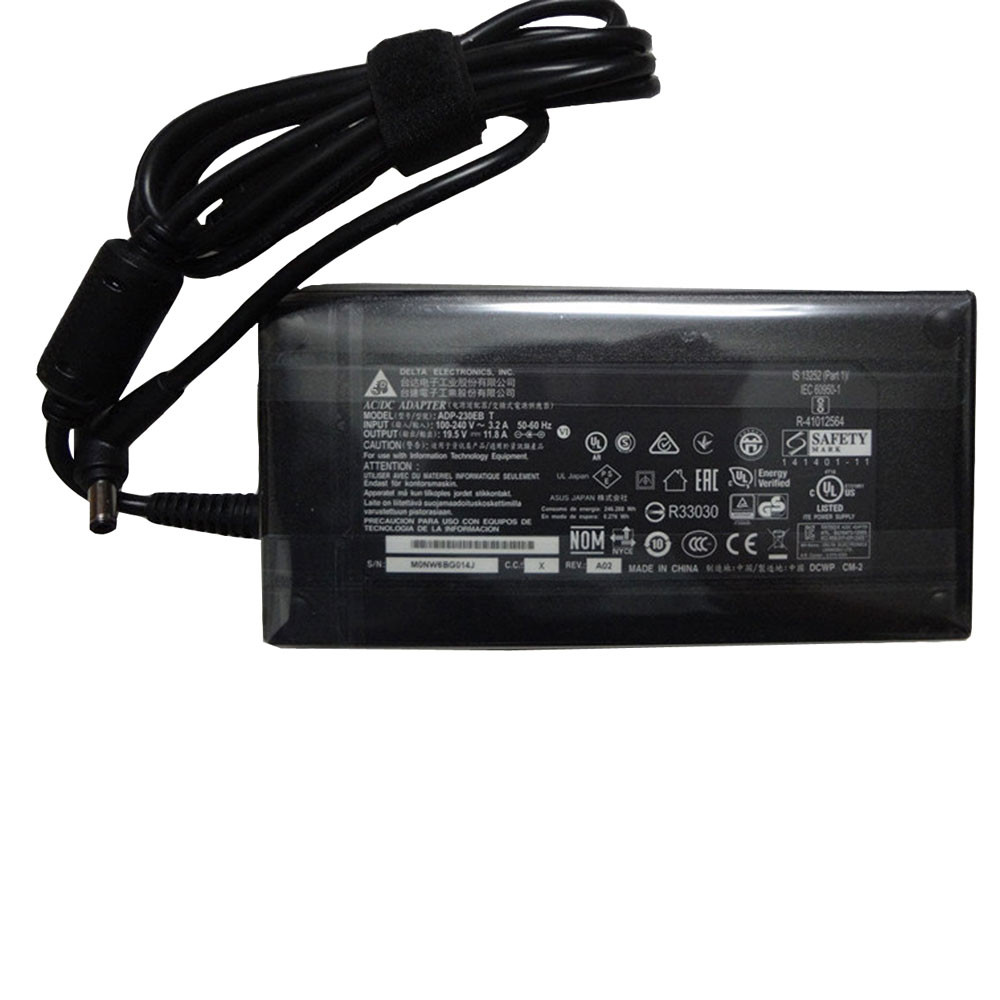 230W Charger Adapter and Cord for Asus ROG Zephyrus GX501VI-GZ028T GX501GI-XS7