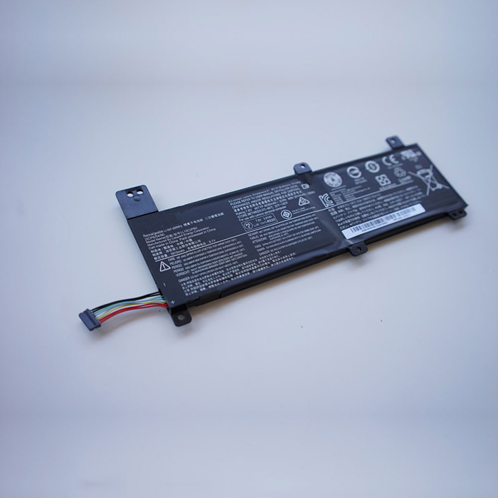 30Wh/4080mAh 7.4V L15L2PB2 Replacement Battery for Lenovo IdeaPad 310-14ISK Series