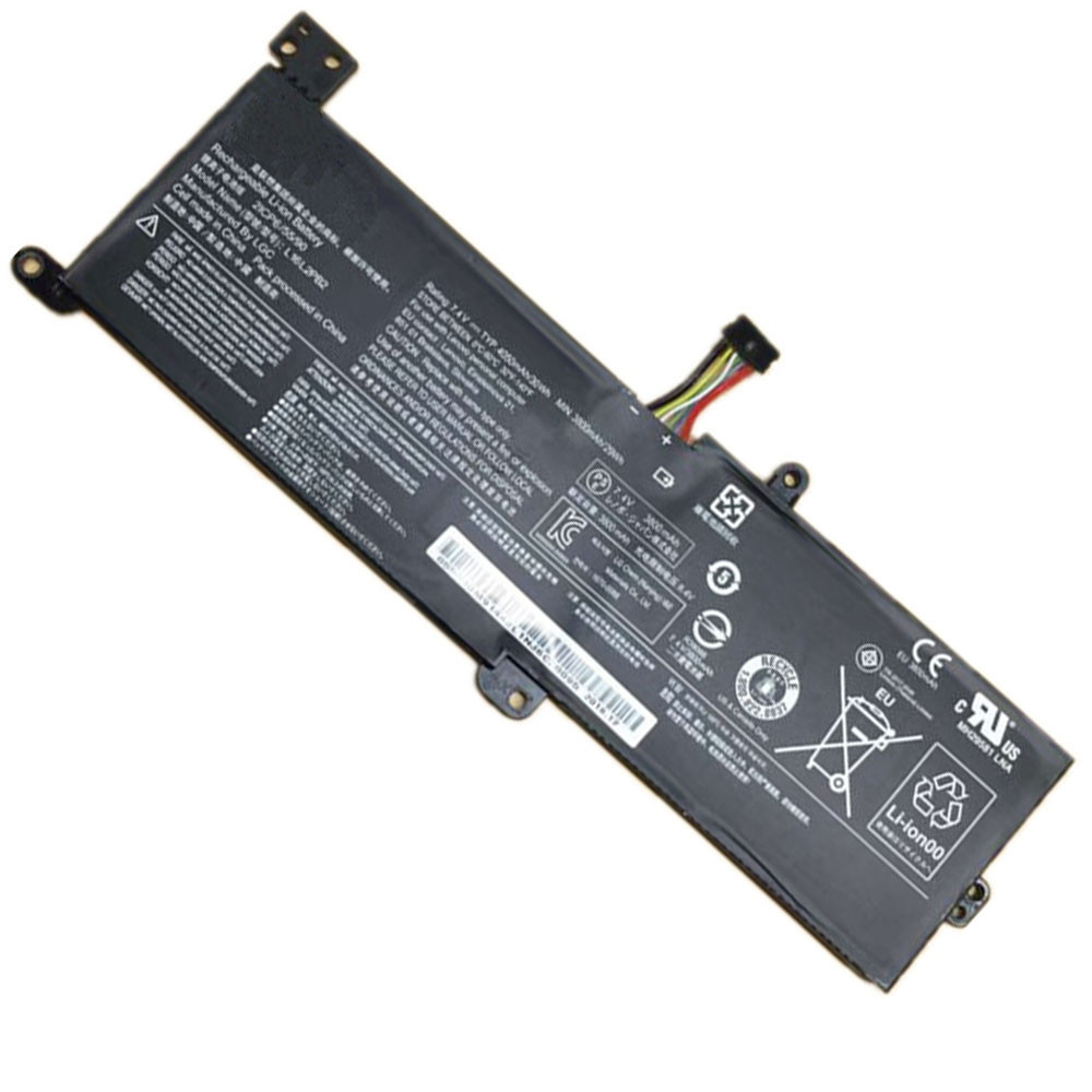 30Wh/4050mAh 7.4V L16L2PB2 Replacement Battery for Lenovo 5000-15