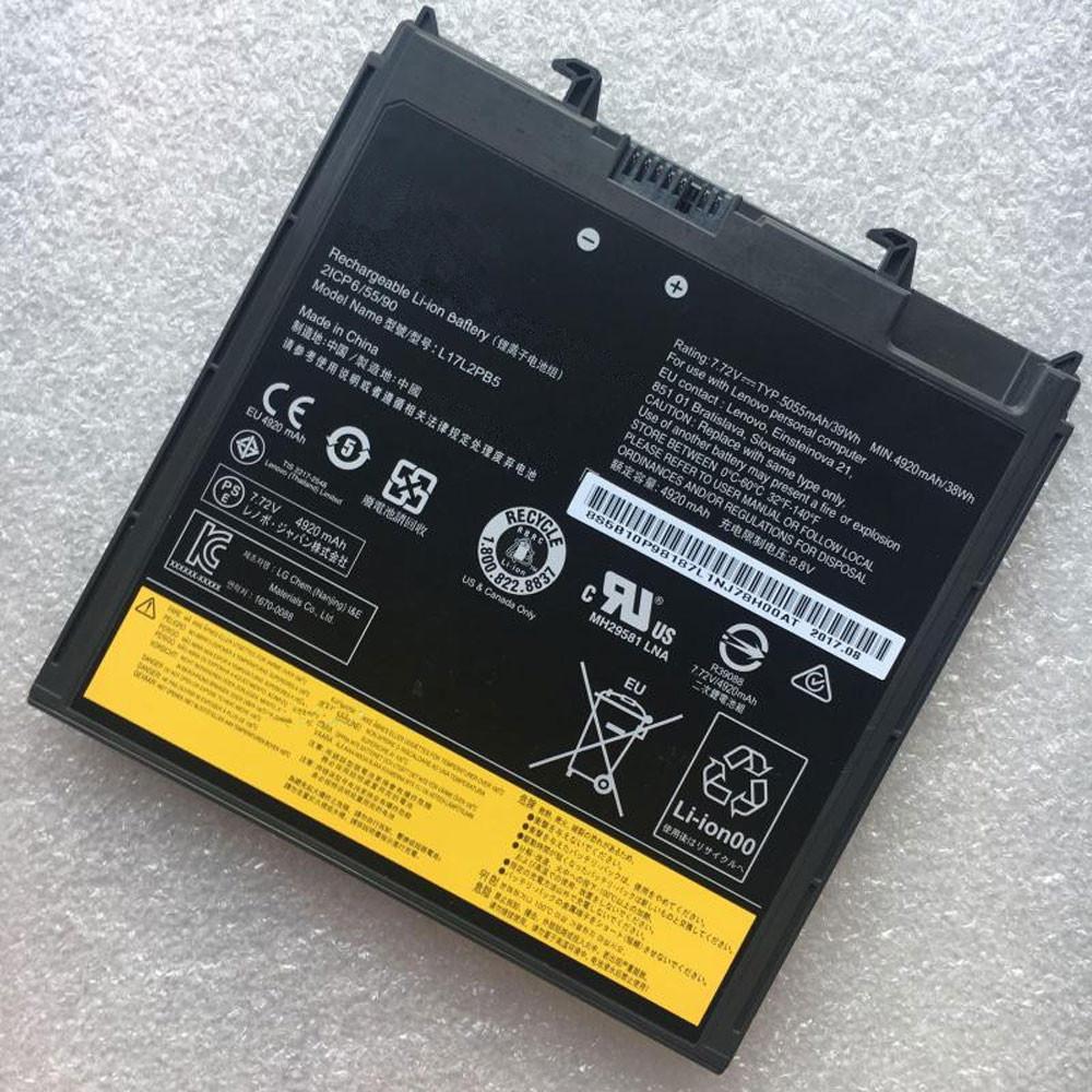 39Wh/4920mAh 7.72V L17L2PB5 Replacement Battery for Lenovo V330-14IKB L17M2PB5