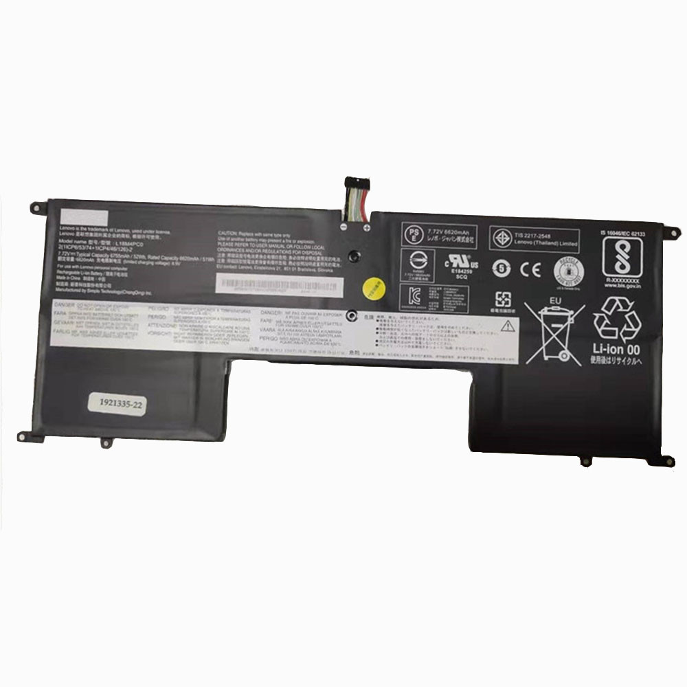 6755MAH/52WH 7.72V L18M4PC0 Replacement Battery for Lenovo YOGA S940-14IWL