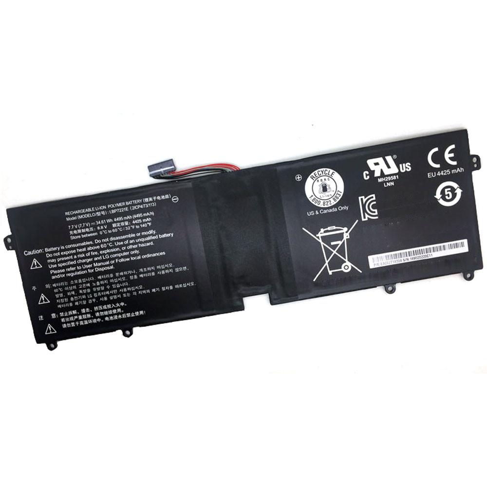 34.61Wh/4495mAh 7.7V LBP7221E Replacement Battery for LG Gram 15 LBP7221E 2ICP4/73/113 Series