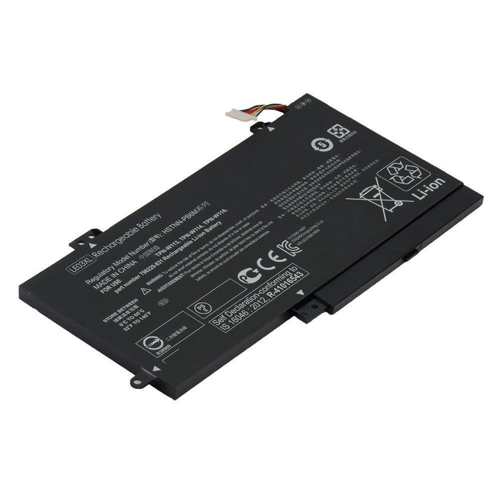48Wh 11.4V  LE03XL Replacement Battery for HP Envy X360 M6-W101dx W102dx W103dx W010dx Pavilion X360 13-s120nr