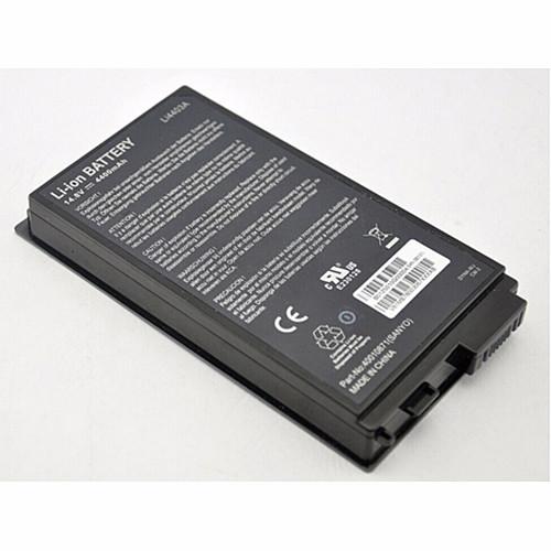 4400mAh Gateway Nexoc E701 8cells Replacement Battery LI4403A W81148LA 40010871 40016608 W81148LA 14.8V/8cells