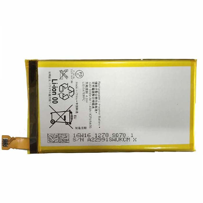 3000mAh SONY Z2A Z2 MINI ZL2 SOL25 D6563 Z2MINI  Replacement Battery LIS1547ERPC 3.8V