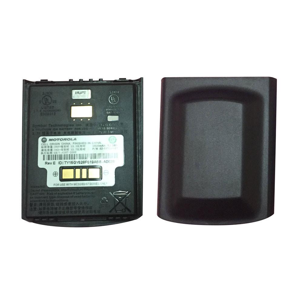 3600MAH   8.88wh  (not compatible with 2400MAH) Motorola Symbol MC55/MC5590/MC55A0 Replacement Battery MC55 3.7V