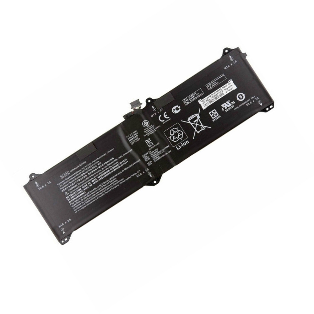 4450 mAh HP ELITE x2 1011 Series Replacement Battery OL02XL 7.4 V