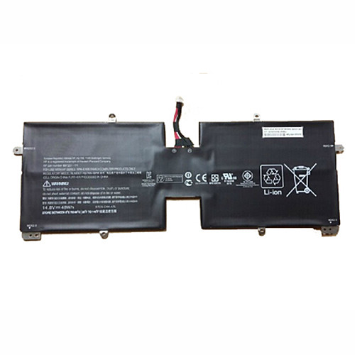 48WH / 4Cells HP Spectre XT TPN-C105  Replacement Battery PW04XL HSTNN-IBPW 697231-171 14.8V