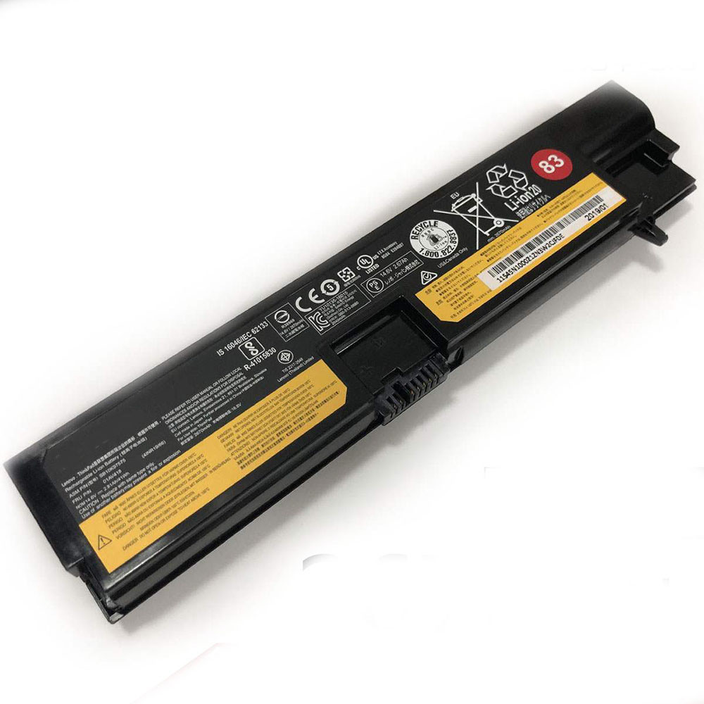 2670mAh/41WH 14.4V/18.8V SB10K97575 Replacement Battery for Lenovo Thinkpad E570 E570C E575