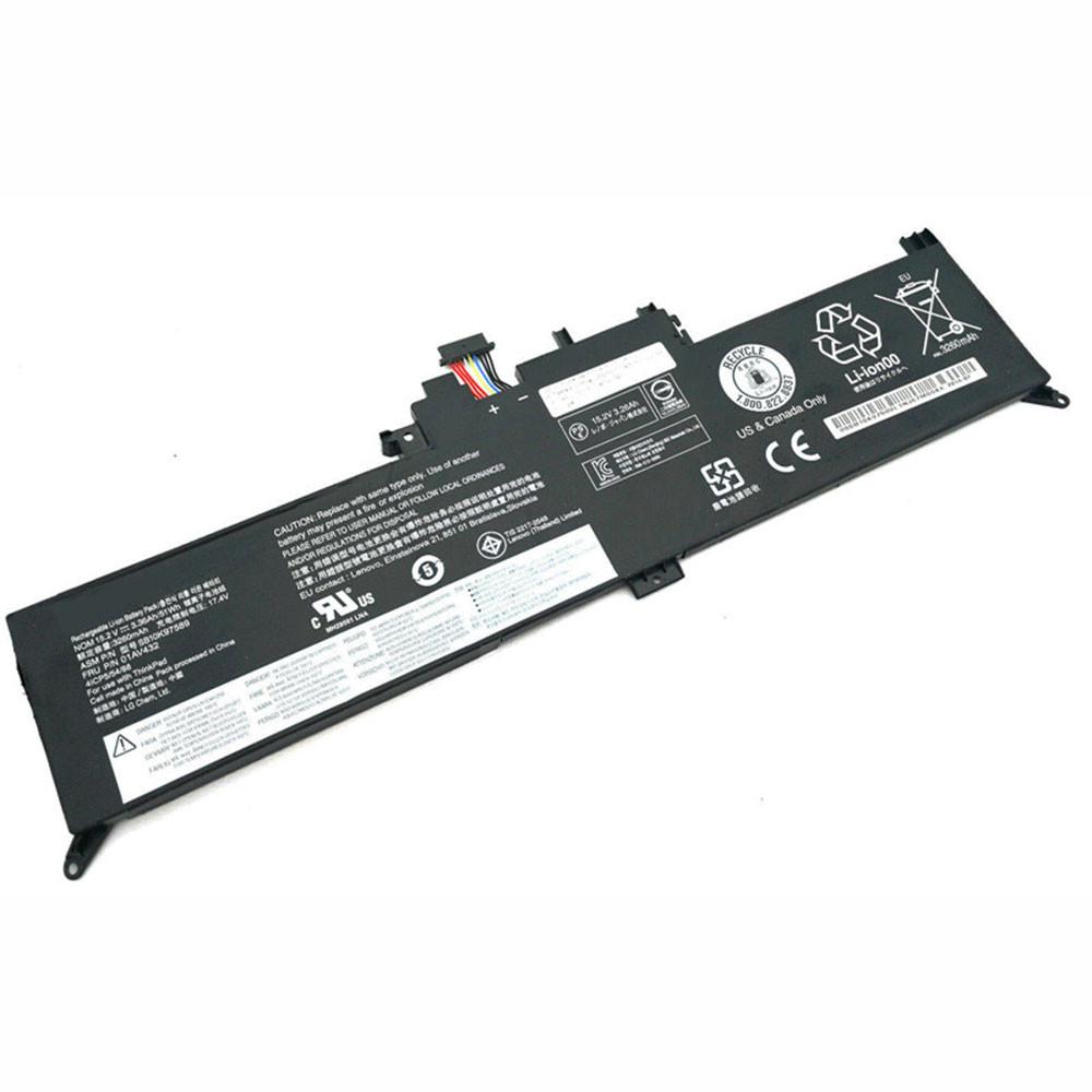3260mAh/51WH 15.2V/17.4V 01AV432 Replacement Battery for Lenovo ThinkPad Yoga 370 X380