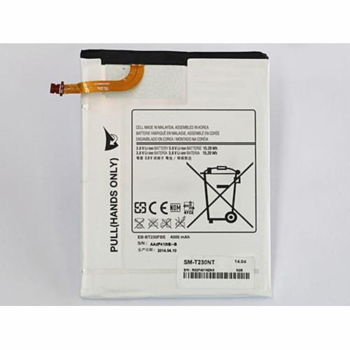 4000mAh Samsung GALAXY TAB 4 7.0 SM-T230 SM-T235 +TOOLS Replacement Battery EB-BT230FBE 3.8V