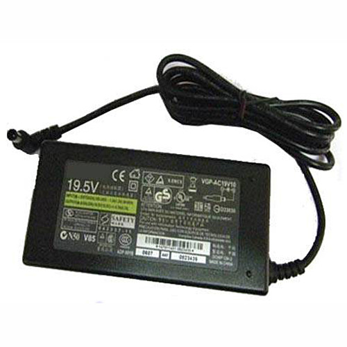 Charger Adapter and Cord for AC Adapter/Charger 19.5V 2A VGP-AC19V39 for Sony Vaio VPCW117X