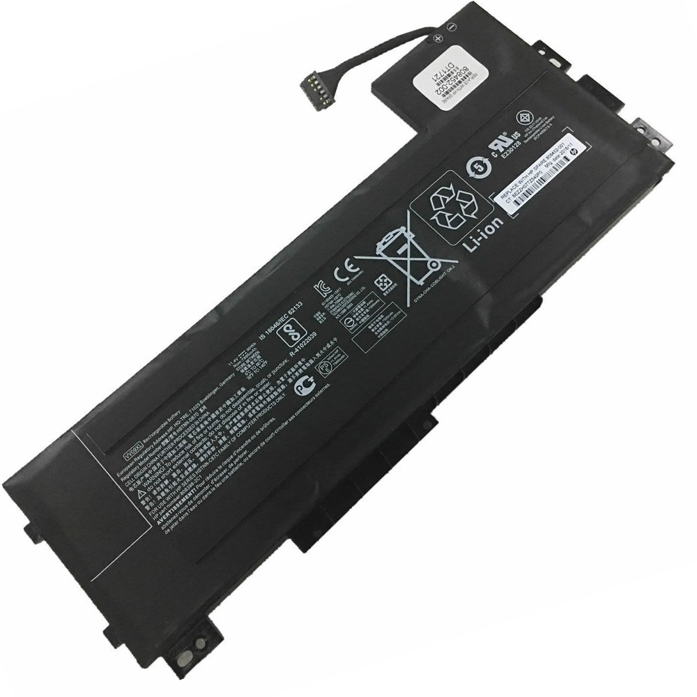 90Wh HP ZBook 15 17 G3 Replacement Battery VV09XL 11.4V