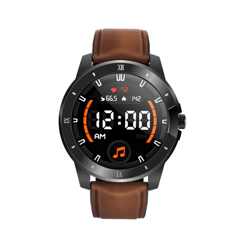 MX12 Smart Watch Men Women IP68 Waterproof Music Playback BT Call Smartwatch For Android Ios Huawei Xiaomi iPhone