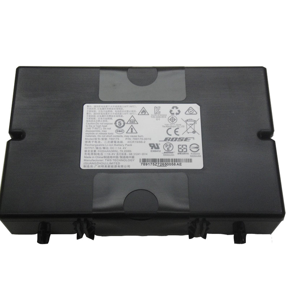 5500MAH 14.8V 78592 Replacement Battery for Bose S1 Pro Multi-Position PA Speaker 789175-0110