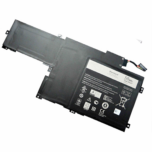 58WH Dell Inspiron 14-7437 Series  Replacement Battery P42G C4MF8 5KG27 7.4V