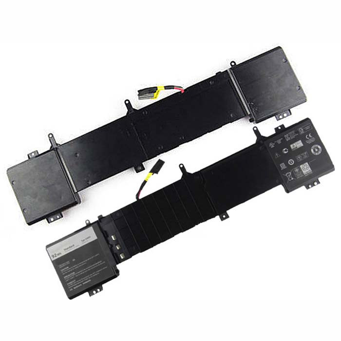 92Wh Dell Alienware 17 R2 Series 5046J P43F 6JHDV Replacement Battery 6JHDV 14.8V