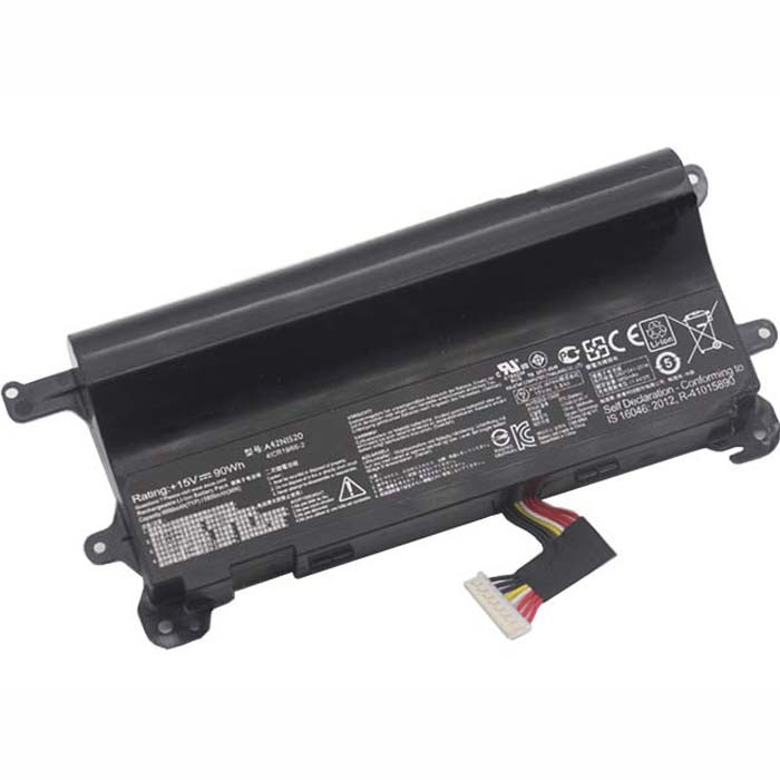90WH ASUS ROG GFX72 ROG G752VY  Replacement Battery A42N1520 15V
