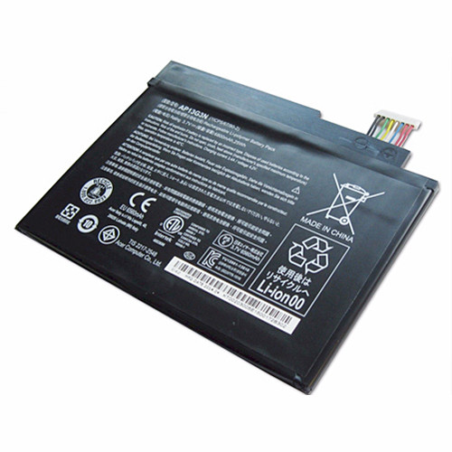25WH/6800mah Acer Iconia W3-810 W3-810P Tablet  Replacement Battery AP13G3N 3.7V