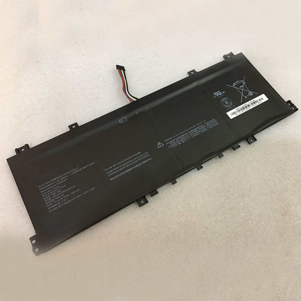 7600mAh/56.24Wh 7.4V 8S5B10L06248 Replacement Battery for Lenovo 100S-14IBR 8S5B10L 80R9