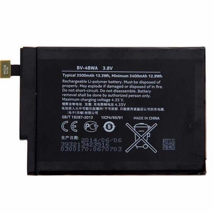 3500mAh Nokia Lumia 1320 +Tools Replacement Battery BV-4BWA BV4BWA 3.8DVC