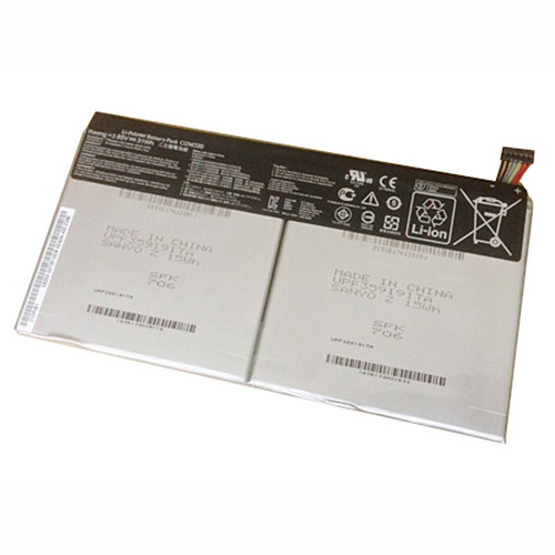 7900mAh/31Wh ASUS Transformer Book T100T Tablet 0B200-00720300 Replacement Battery C12N1320 3.8V