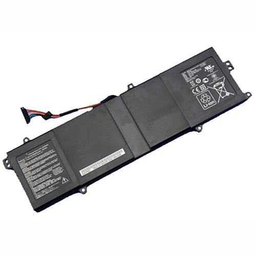 50Wh/6840mAh ASUS PRO ADVANCED BU400 BU400A BU400V Ultrabook Replacement Battery C22-B400A 7.4V Fit 7.5V