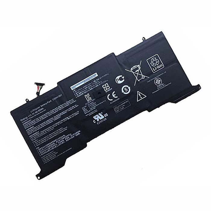 50WH ASUS UX31LA Series Replacement Battery C32N1301 11.1V