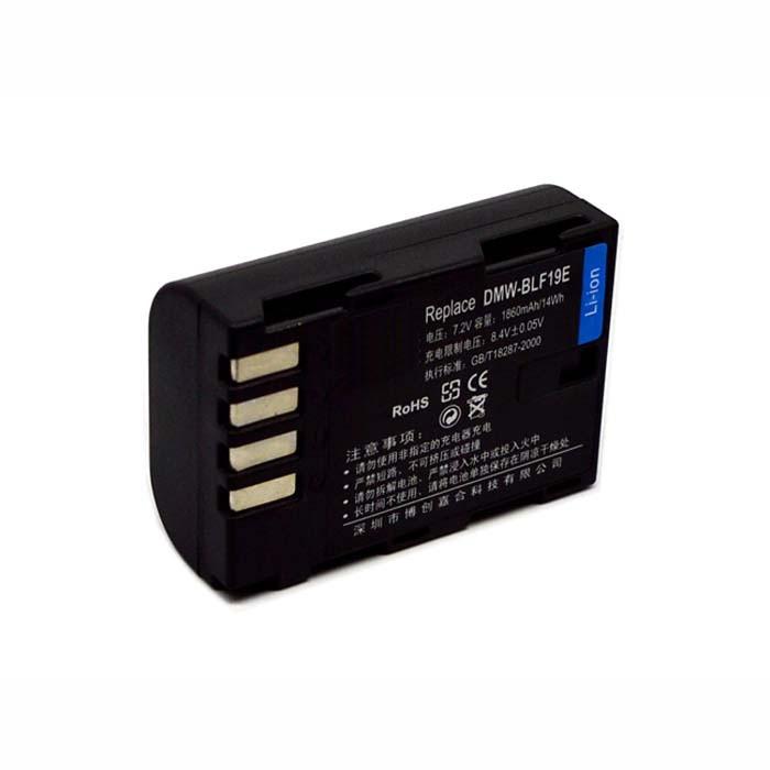 1860mAh/14WH Panasonic Lumix DMC-GH3 GH4 Replacement Battery DMW-BLF19E 7.2V