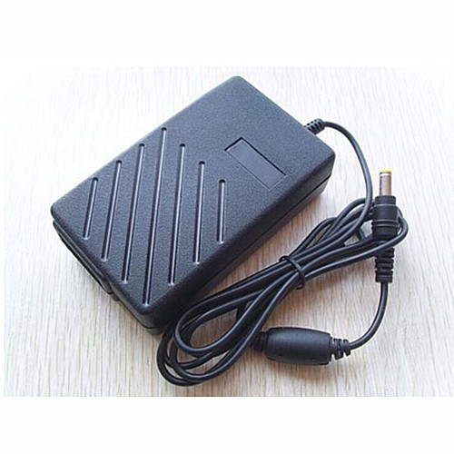 Charger Adapter and Cord for AC/DC LED Power supply Adapter Charger 12V 5A 60W for 5050/3528 LED Light CCTV