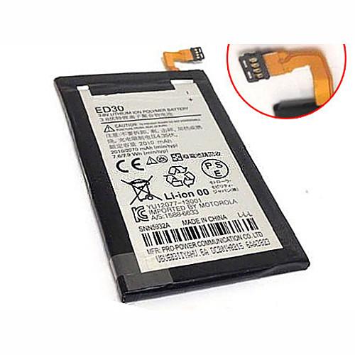 2010/2070mAh MOTOROLA G XT1032 XT1033 XT1036  battery +Tools Replacement Battery ED30 3.8V