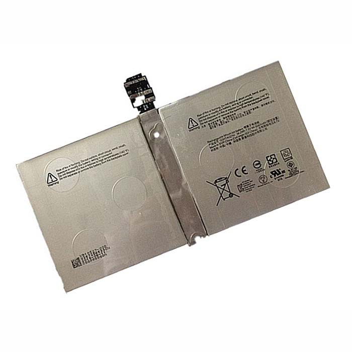 5087mAh/38.2Wh Microsoft Surface Pro 4 Tablet Replacement Battery G3HTA027H 7.5V