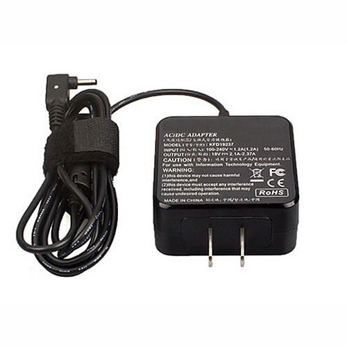 Charger Adapter and Cord for Asus VivoBook S200E-CT158H AD891M21 S200E-CT216H S200E-CT157H