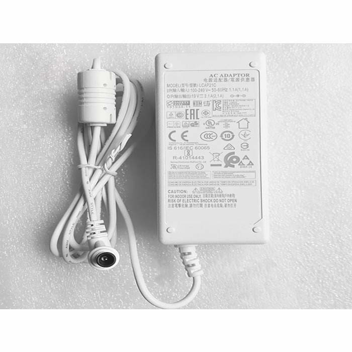 Charger Adapter and Cord for LG EAY62549304 LCAP21A 23EA63V 24EA53T Monitor